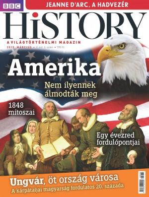 BBC History - V. évfolyam, 3. szám (2015. március)