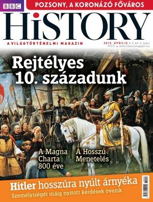 BBC History - V. évfolyam, 4. szám (2015. április)
