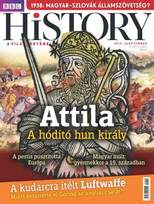 BBC History - V. évfolyam, 9. szám (2015. szeptember)