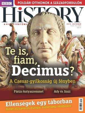 BBC History - V. évfolyam, 10. szám (2015. október)