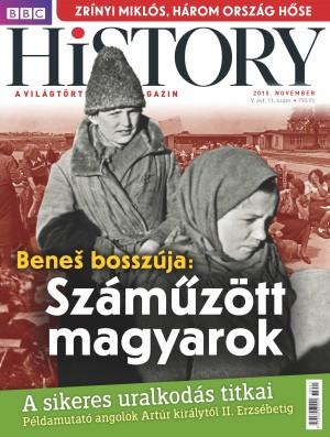 BBC History - V. évfolyam, 11. szám (2015. november)