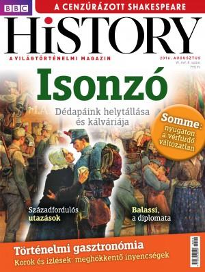 BBC History - VI. évfolyam, 8. szám (2016. augusztus)