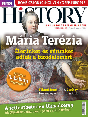 BBC History - VII. évfolyam, 5. szám (2017. május)
