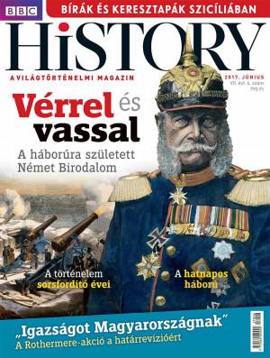 BBC History - VII. évfolyam, 6. szám (2017. június)