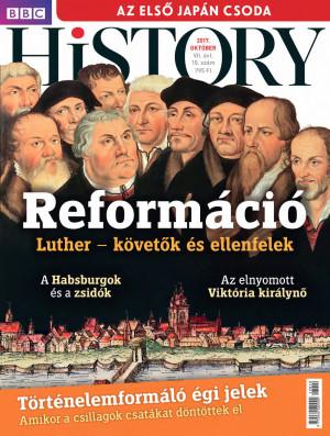 BBC History - VII. évfolyam, 10. szám (2017. október)