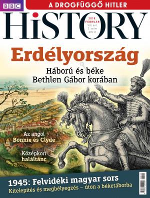 BBC History - VIII. évfolyam, 2. szám (2018. február)
