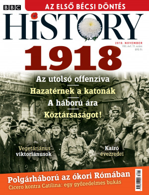 BBC History - VIII. évfolyam, 11. szám (2018. november)