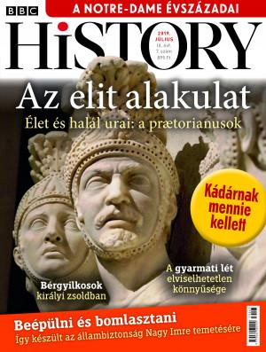 BBC History - IX. évfolyam, 7. szám (2019. július)