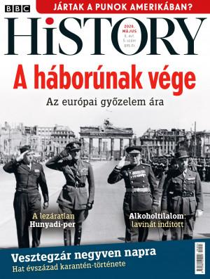 BBC History - X. évfolyam, 5. szám (2020. május)