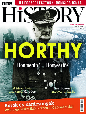 BBC History - X. évfolyam, 12. szám (2020. december)