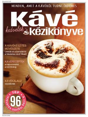 Kávékedvelők kézikönyve - Bookazine