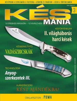 Késmánia Magazin 3. szám