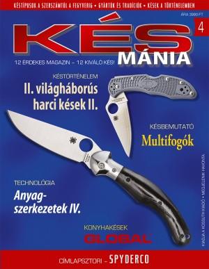 Késmánia Magazin 4. szám