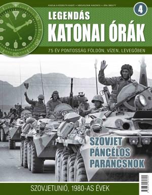 Legendás katonai órák 4. Szovjet páncélos parancsnok