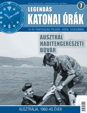 Legendás katonai órák 7. Ausztrál haditengerészeti búvár