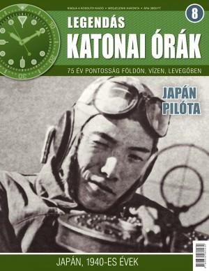 Legendás katonai órák 8. Japán pilóta