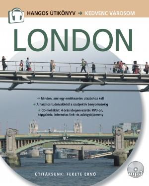 London - Hangos Útikönyv