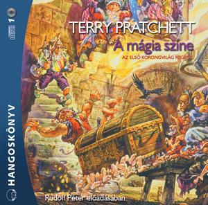A mágia színe - hangoskönyv