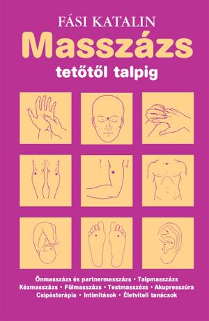 Masszázs anatómia könyv
