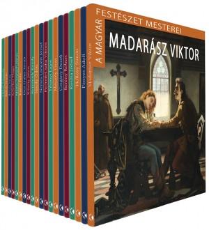 A Magyar Festészet Mesterei II. sorozat 1-20. kötet