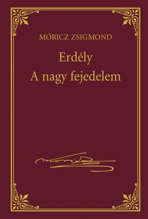 Móricz Zsigmond prózai művei - 11. kötet, Erdély -  A nagy fejedelem