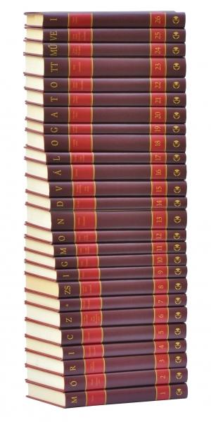 Móricz Zsigmond prózai művei sorozat 1-26. kötet