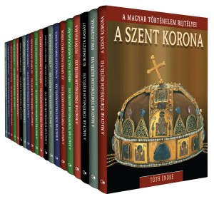 A magyar történelem rejtélyei sorozat 1-20. kötet