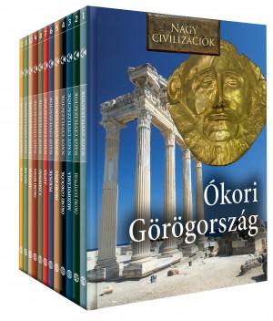 Nagy civilizációk sorozat 1-12. kötet