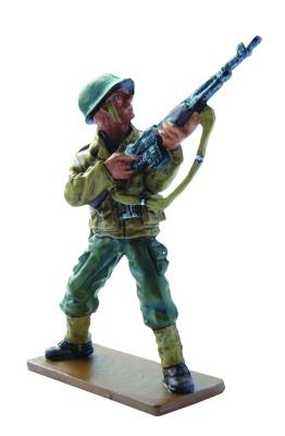Műszaki felderítő, USA Ranger Ezred, 1944