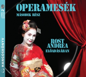 Operamesék 2 - hangoskönyv