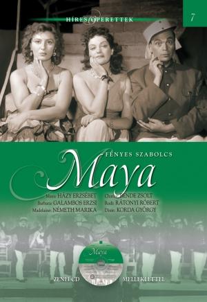 Híres operettek sorozat, 7. kötet Maya