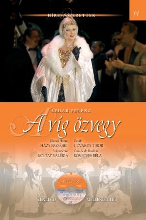 Híres operettek sorozat, 14. kötet A víg özvegy