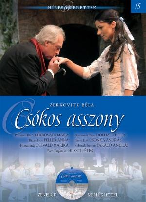 Híres operettek sorozat, 15. kötet Csókos asszony
