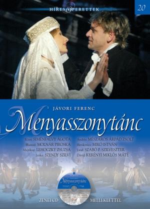 Híres operettek sorozat, 20. kötet Menyasszonytánc