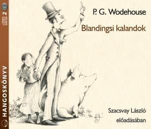 Blandingsi kalandok - hangoskönyv