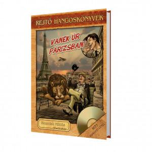 Vanek úr Párizsban - Rejtő hangoskönyv-sorozat 11.