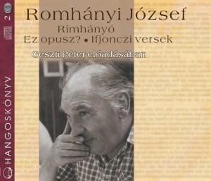 Rímhányó - hangoskönyv