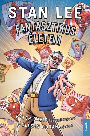 Fantasztikus életem – Stan Lee képregény