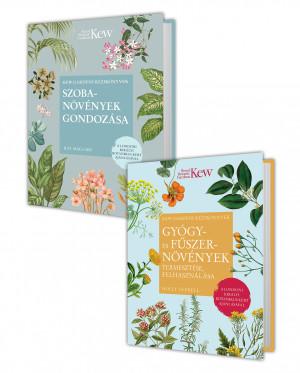 Szobanövények gondozása + Gyógy- és fűszernövények termesztése, felhasználása csomag