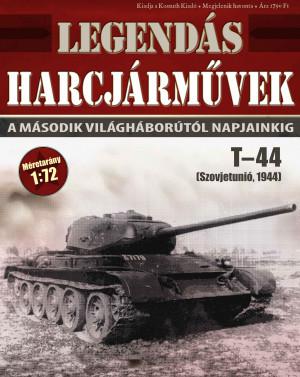 Legendás harcjárművek sorozat 5.