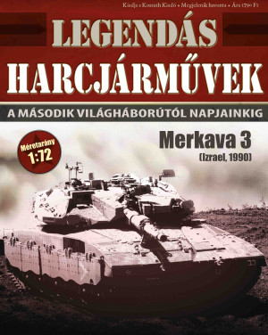 Legendás harcjárművek sorozat 10.