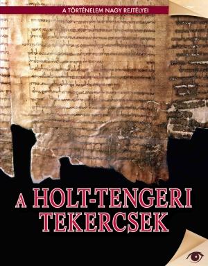 A történelem nagy rejtélyei sorozat 5. kötet A holt-tengeri tekercsek