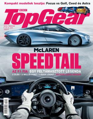 BBC TopGear magazin - II. évfolyam, 3. szám (2019. március)