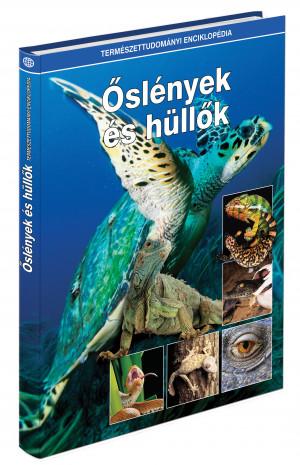 Természettudományi enciklopédia 2. kötet - Őslények és hüllők