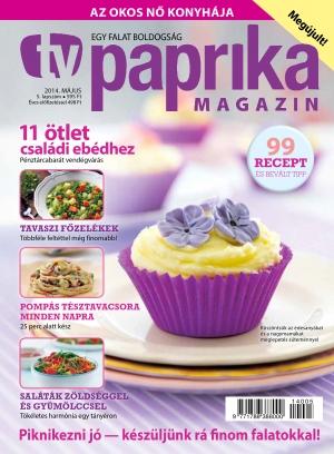 TV Paprika Magazin - 5. szám (2014. május)