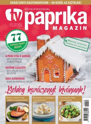 TV Paprika Magazin - 12. szám (2014. december)