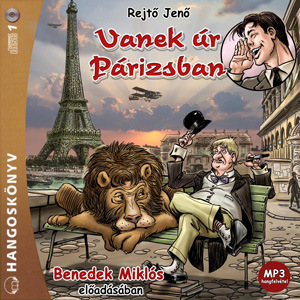 Vanek úr Párizsban - hangoskönyv