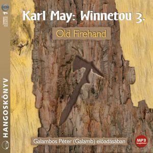 Winnetou 3. rész - hangoskönyv