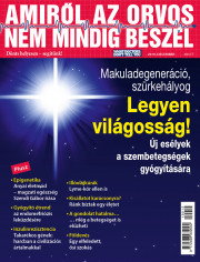 Amiről az orvos nem mindig beszél - III. évfolyam, 12. szám (2019. december)