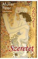 Szeretet - Naptárkönyv 2021